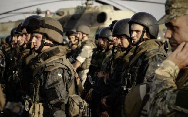 Воины АТО дождались поддержки