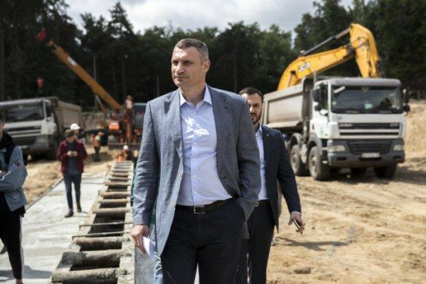 Метро на Виноградарь - фото kiev.klichko.org