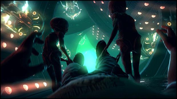 Чоловік розповів про зустріч із прибульцями: вони прочитали мої думки і викрали мене