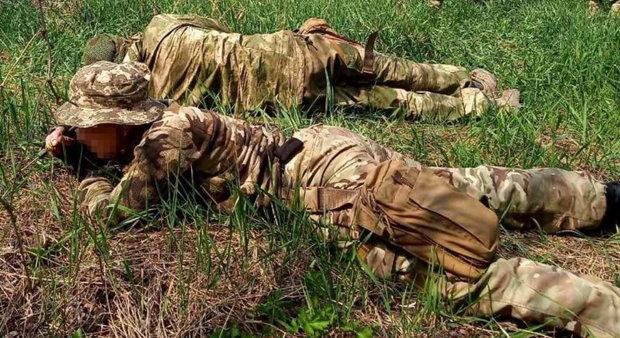 У мережі розповіли цікаву історію снайпера ЗСУ