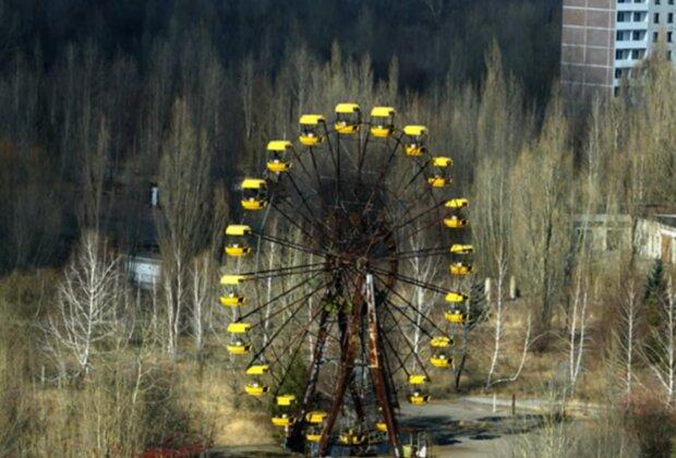 Чернобыль, кадр из видео