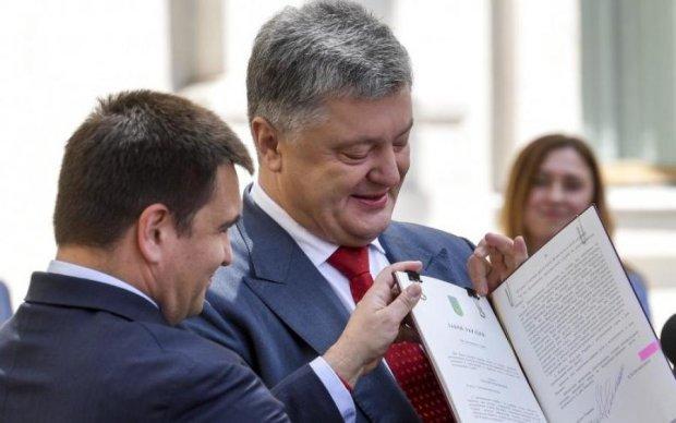 Темная сторона Порошенко: что лайкал и комментировал президент Украины в Facebook