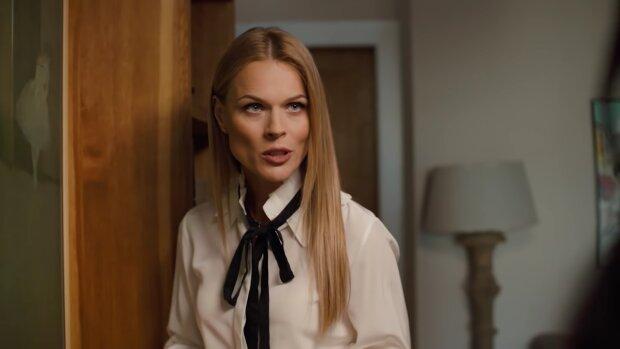 Ольга Фреймут, скріншот із відео