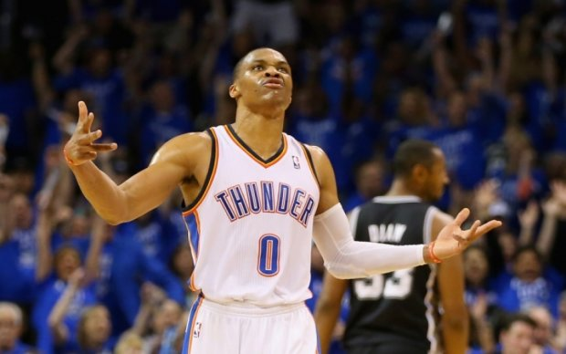 Расселл Уестбрук повторив рекорд НБА по тріпл-даблам за сезон