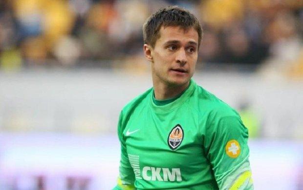 Голкипер Шахтера перешел в клуб из Азербайджана