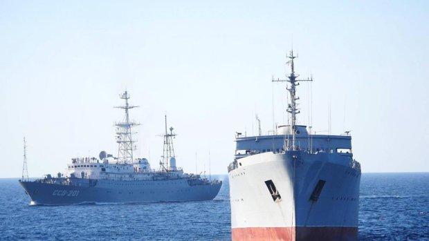 Радоваться нечему: раскрыта печальная правда об украинских кораблях в Азовском море