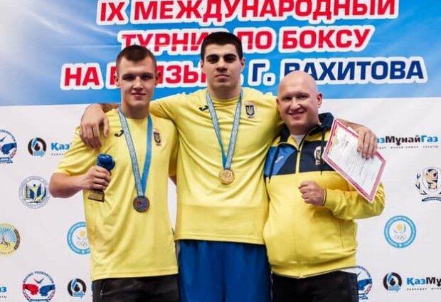 Марат Григорян и Александр Железняк завоевали золото и бронзу, fbu.org.ua