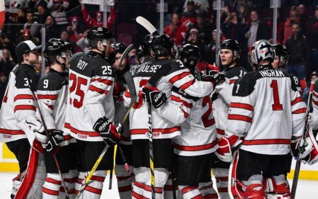 Букмекеры считают Канаду фаворитом в противостоянии со Словенией в матче ЧМ-2017 по хоккею