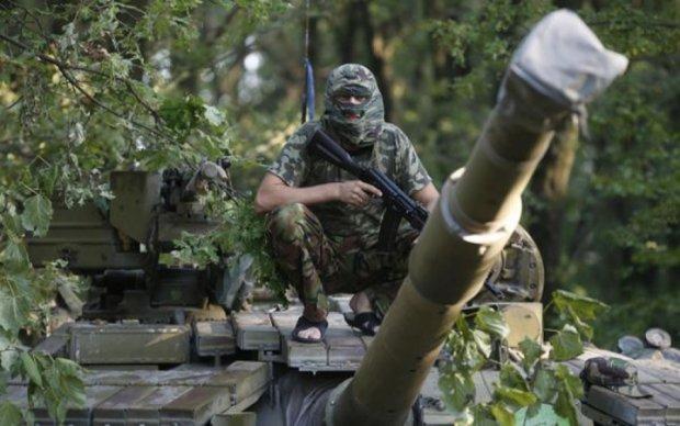 Бойовики перейшли на підступну тактику в зоні АТО