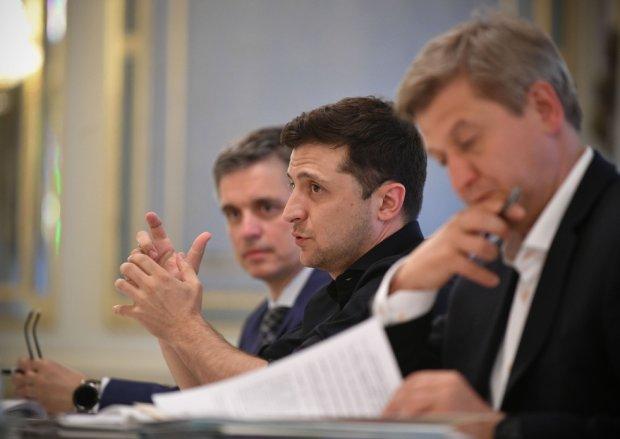 Владимир Зеленский встретился с сенатором США Робертом Портманом
