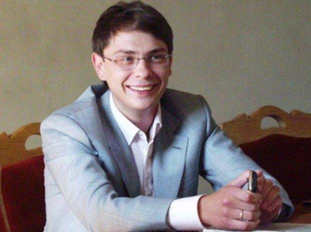 екс-нардеп Дмитро Крючков