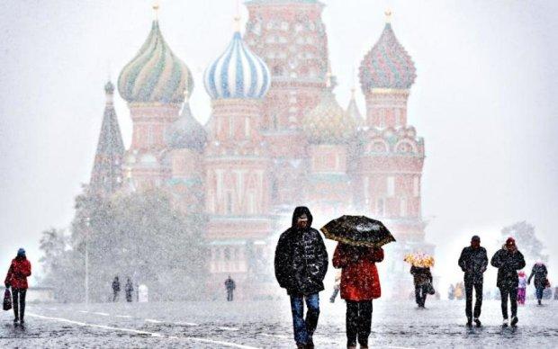 """Природа решила остудить """"победоносный"""" пыл москвичей"""