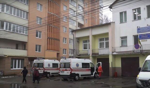 больница, скриншот из видео