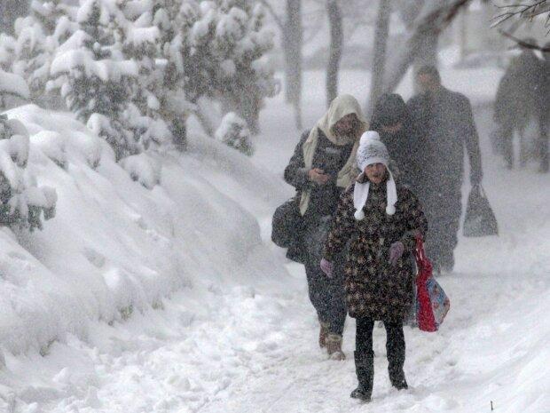 Запорожцы забудут о теплой зиме, стихия разыграется на полную 13 февраля