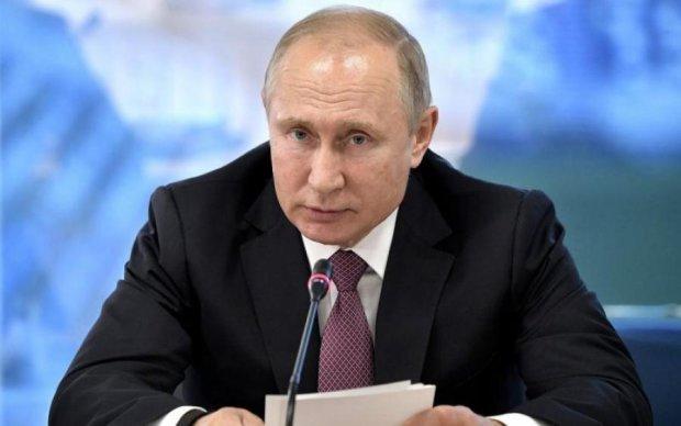 Все не как у людей: Путин снова опозорился на весь мир