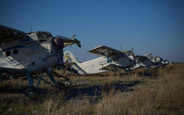 На крилах металобрухту: українці літають у відпустки на порохових бочках