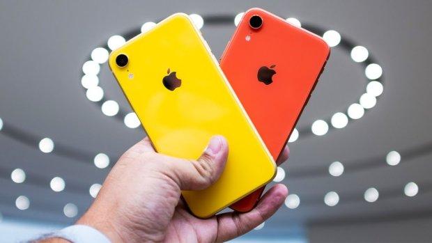 iPhone Xr в Украине: дата появления и цена