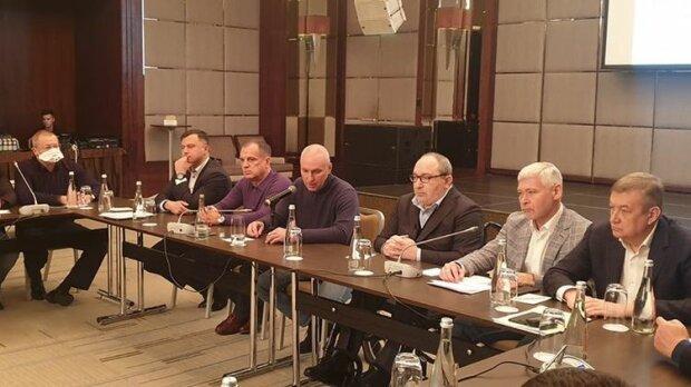 Заседание оперативного штаба, фото Facebook/ pavelveter