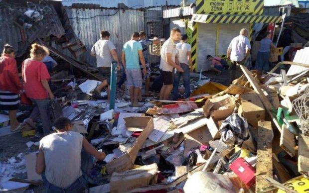 В Киеве состоялась грандиозная битва за МАФы: фото