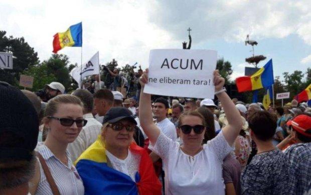 Молдова рискует повторить сценарий Украины