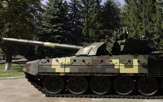 """Українці """"прокачали"""" танк: відео"""
