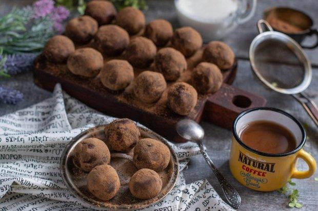 Домашній рецепт трюфельних цукерок з шоколадом: смачніше ніж у кондитерській