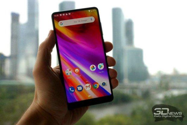 Xiaomi Mi Mix 3 отримає технологію майбутнього