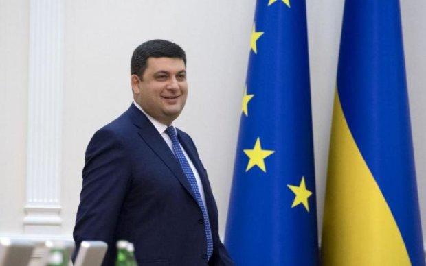 """Куди там Маску: Гройсман наобіцяв українцям """"телепортацію"""" в Бориспіль"""