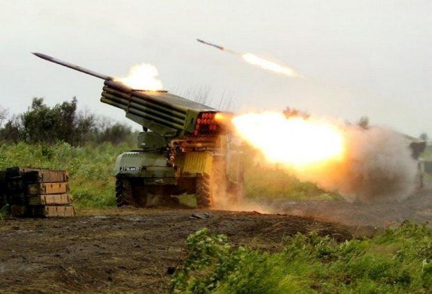 Орєхово на Луганщині обстріляли з градів