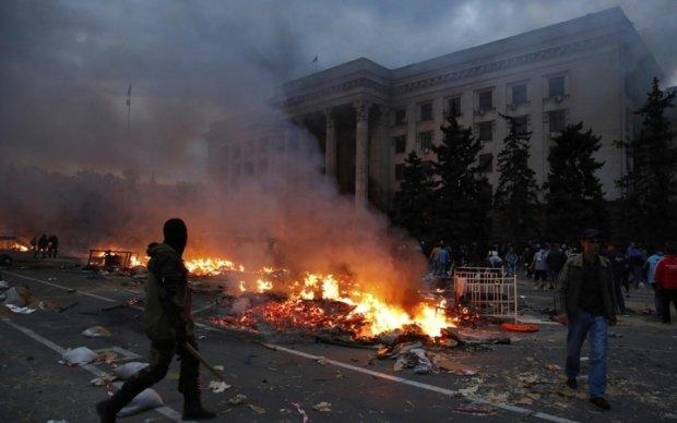 Одеська бійня 2 травня: копи знайшли винних