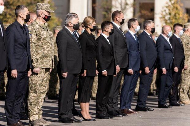 Зеленский посмертно наградил погибших курсантов из Львовщины