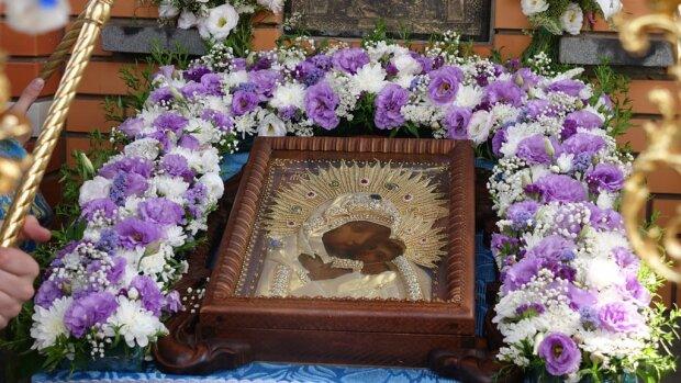 На Полтавщине верующие УПЦ пройдут крестным ходом с чудотворной Горбаневской иконой