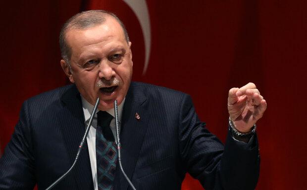 """Ердоган """"розхвилювався"""" за стан мозку Макрона: """"Чи не вмер?..."""""""