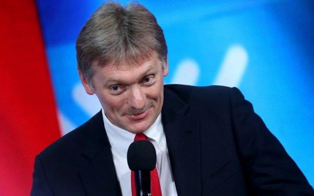 Песков признался в любви к символу сепаратизма