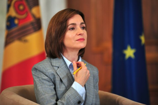 президент Молдавии Мая Санду