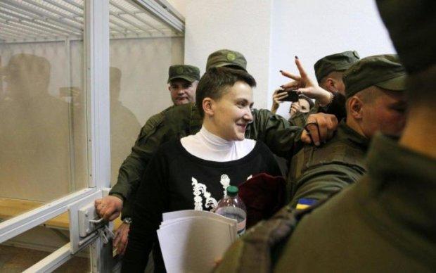 СБУ невдоволена: стало відомо, про що розповіла Савченко