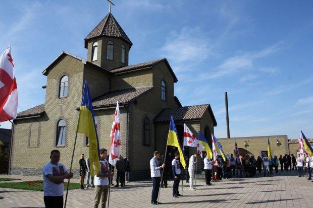 грузинская церковь