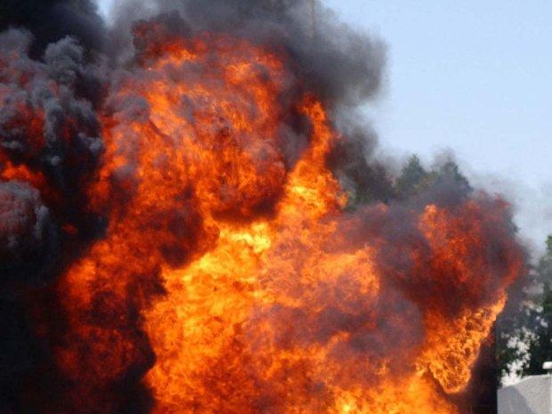 Офис спецслужб Путина взорвали, есть жертвы: первые кадры