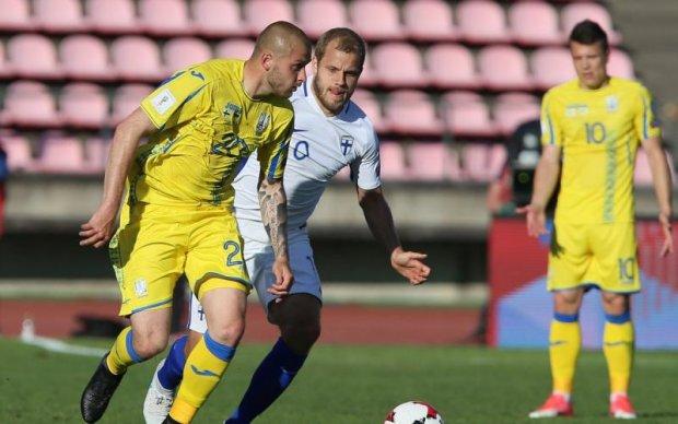Финляндия - Украина 1:2 Видео голов и обзор матча