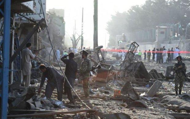 """Теракт """"ИГ"""" в Кабуле: опубликованы жуткие кадры"""