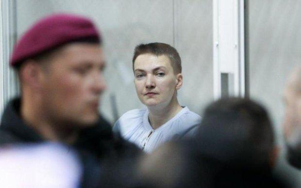 З другої спроби: Савченко знову посадять за поліграф