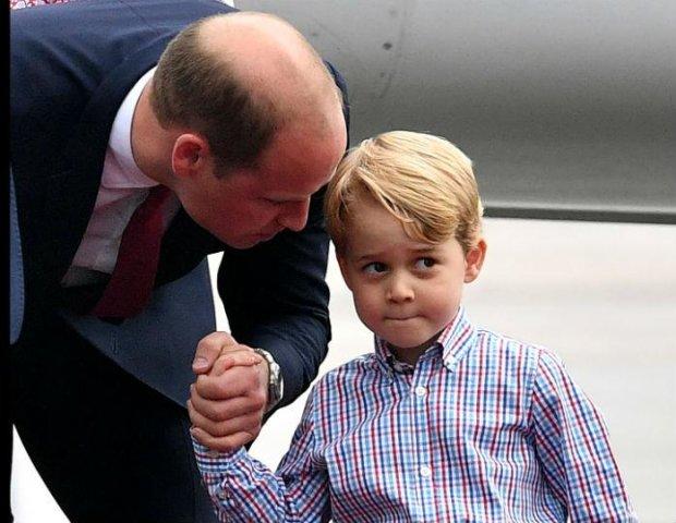 Принц Джордж може втратити право на королівський трон