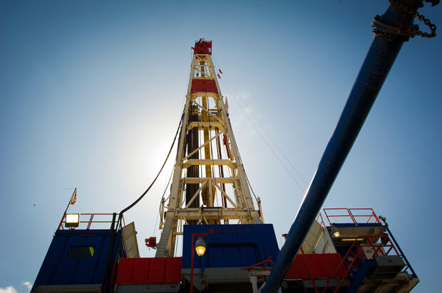 Добыча газа компанией Укргазвыдобування, фото: Укргазвидобування