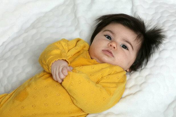Точная копия Ким Чен Ына? Необычный малыш произвел фурор в мире, фото