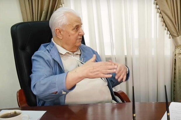 Леонід Кравчук, скріншот: YouTube