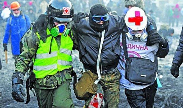 12 пораненим майданівцям держава виплатить 700 тис. грн