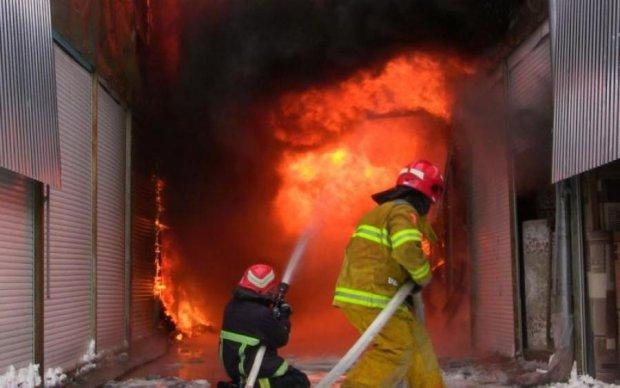 Кара для окупантів: пекельний вогонь обрушився на Євпаторію