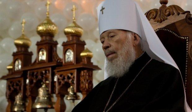 В Лавре вспомнили умершего год назад митрополита Владимира (видео)