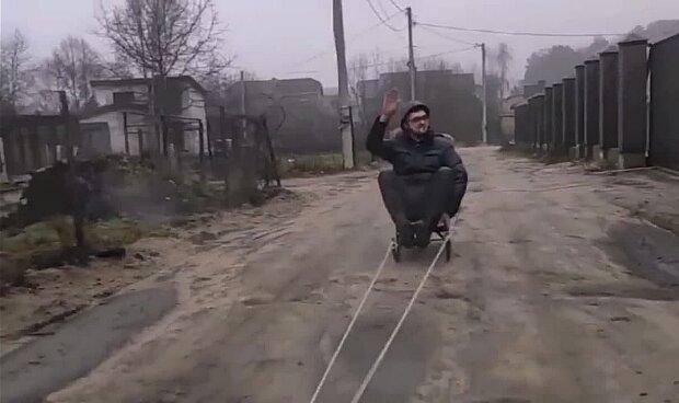 Погода в Україні, фото з Telegram-каналу