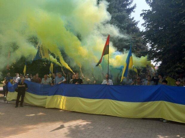 мітинг в Краматорську